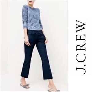 J. Crew Billie Pant (like new) size 2 Black